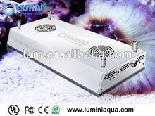 lumini Aqua programmable full spectrum cynthia led aquarium light