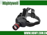 1 watt cree swivel led head lamp