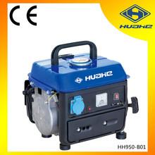 650 watt gasoline generator set with 2.0hp gasoline engine,gasoline generator astra korea
