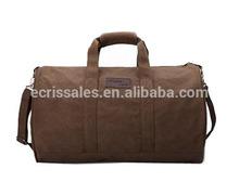 Men's large canvas bag handbag shoulder bag large capacity luggage bag outdoor travel