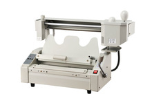 desktop glue binding machine
