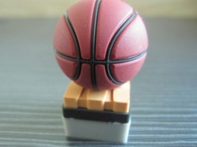 Free sample low price wholesale basketball usb stick