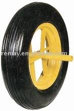 wheelbarrow solid rubber wheel SR1420