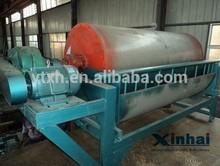 Permanent Fine Ore Dry Drum Magnetic Separator Machine , Mineral Equipment