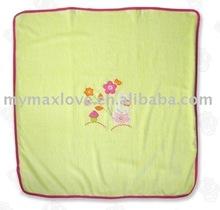 bamboo fiber baby blanket