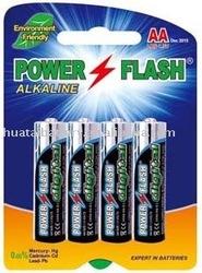LR6/AM-3/AA SIZE Alkaline battery