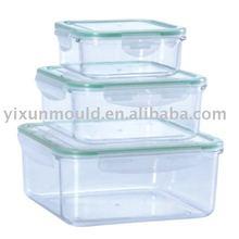 plastic food box moulding
