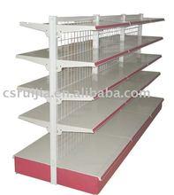 Ikea metal raflar/geri- Dokuma süpermarket raflarında