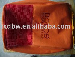 logo printed simple golf shoe bag