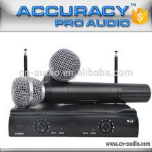 2014 Best Sale Cheap Price Dual VHF Wireless Microphone MA-V338