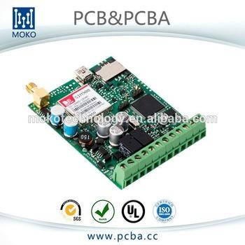Lead Free Rigid Board Electronic PCB Assemblies