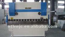 high strength and good rigidity WC67K Series WC67K-160/3200(DA41)Hydraulic press brake