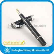 Personalized Golden Nib Metal Fountain Pen