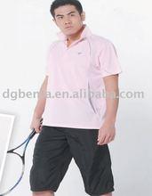 Man's sports polo tee shirt, Newest Plain Man's Sportswear T-shirts In Humen