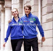 Fashion style printed sportswear,unisex sports hiking wear