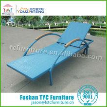 new high back beach chairs set