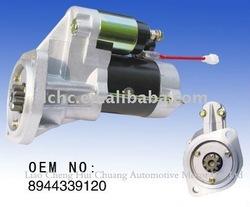HITACHI starter motor for Isuzu(QDJ1304)