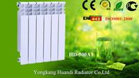 Huandi modern hot water aluminum radiator
