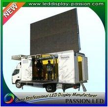 Mobile Full Color LED Display Screen -Advertising Led Display Screen