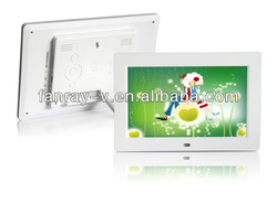 "Shenzhen 7"" digital photo frame, lcd photo frame for advertising"