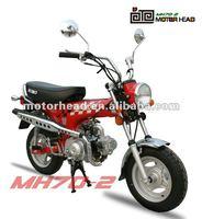Popular mini 70cc / 90cc (Dax model) MH70-2 cub motorcycle