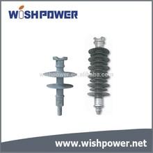 33kv polymer pin composite insulator