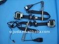 Coche pretensor del cinturón de seguridad& del cinturón de seguridad