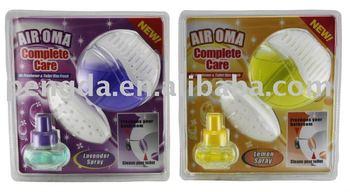 55ML vacuum decorative air freshener & toilet bowl air freshener