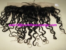 chinese human hair lacefrontal kinky curl any length any color