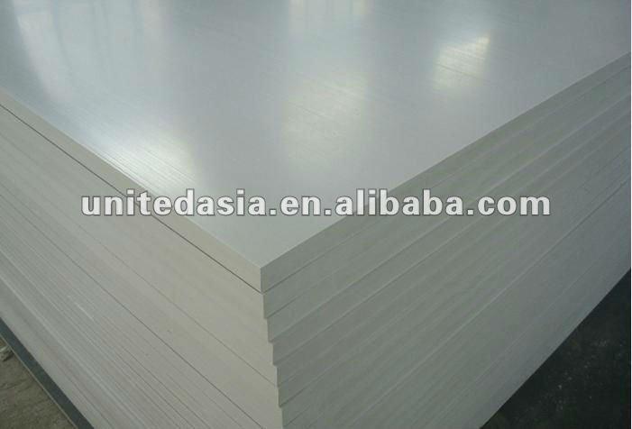 White PVC Sheet(pvc rigid sheet 0.3-60mm)