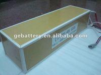 48V LiFePO4 battery pack 60Ah