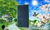 photovoltaic poly module 210w