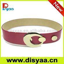 Fashion woman leather belt