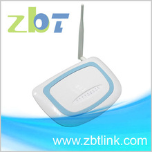 Wireless ADSL2+ Modem router
