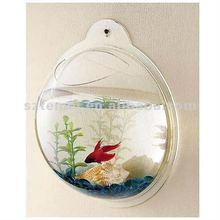 clear acrylic fish aquarium or acrylic fish bowl