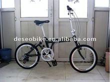 2012 latest design folding bike bicycle