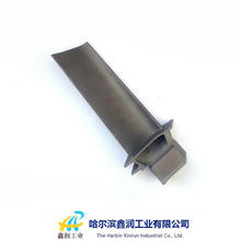 manufactured by vaccum furnace lost wax Turbine blade and vane