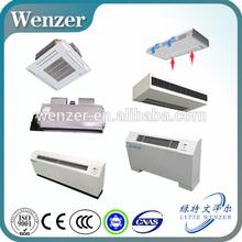Ad alta efficienza ventilconvettori a parete unità, fan coil condizionatore, acqua refrigerata tipo