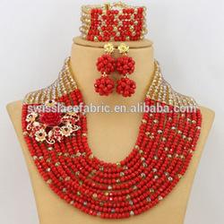Latest fashion jewelry sets new design