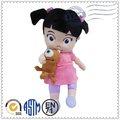 de alta calidad caliente venta nuevo customed diseño encantador muñeca africano