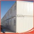 Maison de récipient 20ft fabricant, uneinstallation facile, permet d'économiser le coût du travail