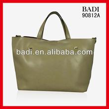 2015 China Manufacturer Women Genuine Leather Handbag