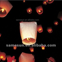 Long histroy factory make flying chinese Lanterns