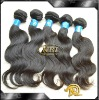 100% Virgin Brazilian hair extension with full cuticles