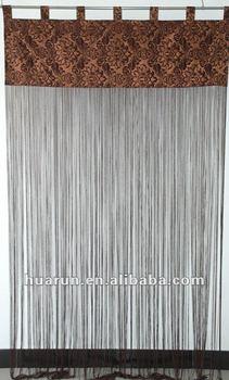 string curtain line curtain decorate curtain