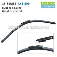 Flexible banana wiper blade car windshield dimensions auto windshield repair kit
