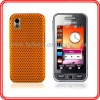 Hot Selling Mobile Phone Plastic Mesh Case for SAMSUNG S 5230