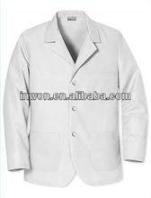 White doctor coat Lab Coat
