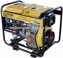 Open type home diesel generator 5KW