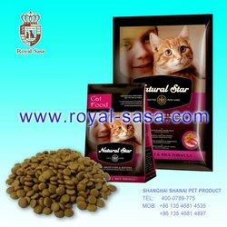 pet cat food